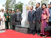 Vietnam, Cambodia to inaugurate two border markers