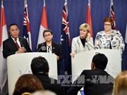 Australia, Indonesia focus on multi-dimensional affiliation