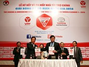 Toyota continues to sponsor V-League 2016