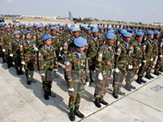 Cambodia continues sending troops to Lebanon for UN peacekeeping