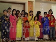 Vietnamese expats in Cuba celebrate New Year