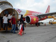 Vietjet launches promotion to celebrate three newest routes