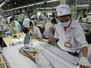 Vietnam targets 6.5-7 pct in GDP growth from 2016-2020