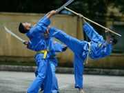 Myanmar begins teaching Vovinam