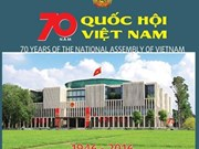 Pictorial book on National Assembly published