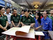 Exhibition affirms Vietnam's sovereignty over archipelagos