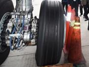 Vietnam Airlines plane lands safely despite flat tire