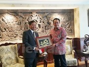 Indonesia prioritises relationship with Vietnam: Senate speaker