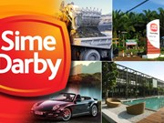 Sime Darby sets up Vietnamese subsidiary