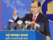 Vietnam resolutely rejects Chinese spokesman's viewpoints