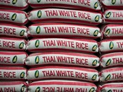 Thai Government to clear over 13 million tonnes of stocked rice