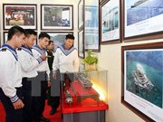 Exhibition on Hoang Sa, Truong Sa comes to Ba Ria-Vung Tau