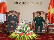 Vietnam, Japan cooperate in UN peacekeeping operations