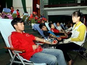 Over 1 million blood units collected in 2015