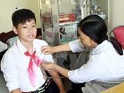 Health problems increase in school-age children