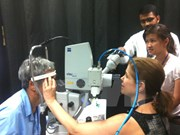 People in Mekong Delta to receive eye care