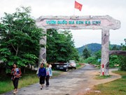 Gia Lai works to preserve Kon Ka Kinh National Park