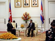 Thailand, Cambodia intensify bilateral ties