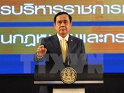 Thailand determined to hold general election in 2017
