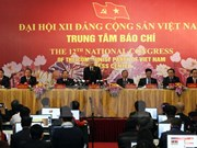12th National Party Congress: People trust in new Party leadership