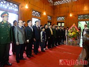 Nghe An urged to soon bring Party Congress Resolution into reality