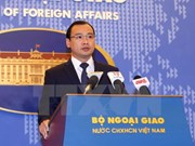 Vietnam calls for active contributions to peace, stability in East Sea