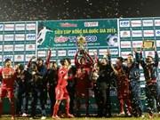 Binh Duong win Vietnamese Super Cup