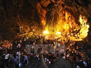 Free wifi available for tourists during Huong Pagoda Festival