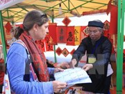 Tet calligraphy festival runs in Hanoi