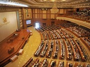 Speaker of Myanmar upper house named
