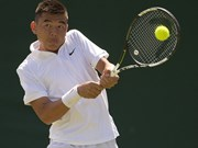 Tennis star reaches career-high ranking