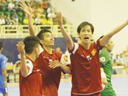Futsal team targets Asia top five berth