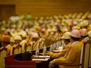 Myanmar parliament forms commission to support bill committee