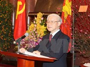 Tasks assigned to Politburo members