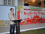 In'l friends congratulate Vietnam's 12th National Party Congress