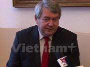 Vietnam, Czech communist parties step up relations