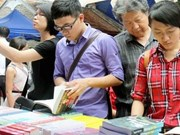 Hanoi to open book street on third Lunar New Year day