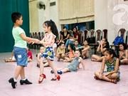 Dancesport becomes popular in Hanoi