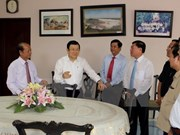 State leader wishes Vinh Long new successes
