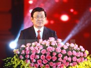 President's Tet message calls for new achievements