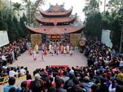 Huong Pagoda Festival officially opens
