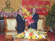 Deputy PM visits Ha Nam province at lunar year's beginning