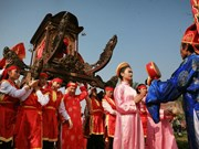 Uprising by national heroines commemorated