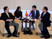 Vietnam, Thailand boost bilateral cooperation