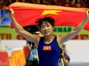 Vietnamese wrestlers ready for Asian Wrestling Championships