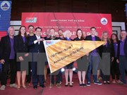 Da Nang hosts prize-giving ceremony for Clipper Race