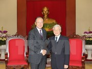 Vietnam expects WB's further assistance: Party Chief