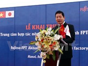 FPT, Fuijitsu join hands in IT-based agriculture cultivation