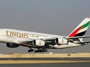Emirates Airlines to operate non-stop flight to Hanoi