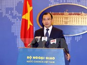 Vietnam calls for responsible actions in East Sea